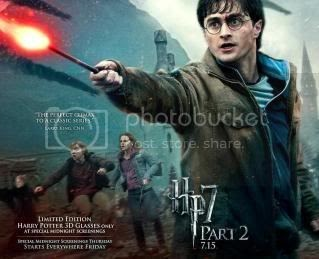 Harry Potter Opening Weekend = Craziness at the Theaters!