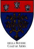 della Rovere Coat of Arms
