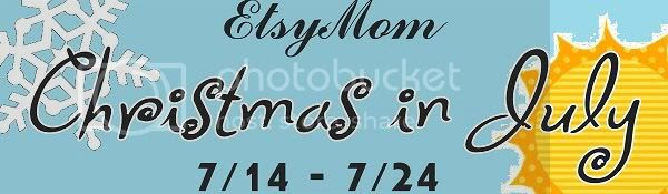 CIJ,Christmas in July,etsymom,banner,blog,facebook