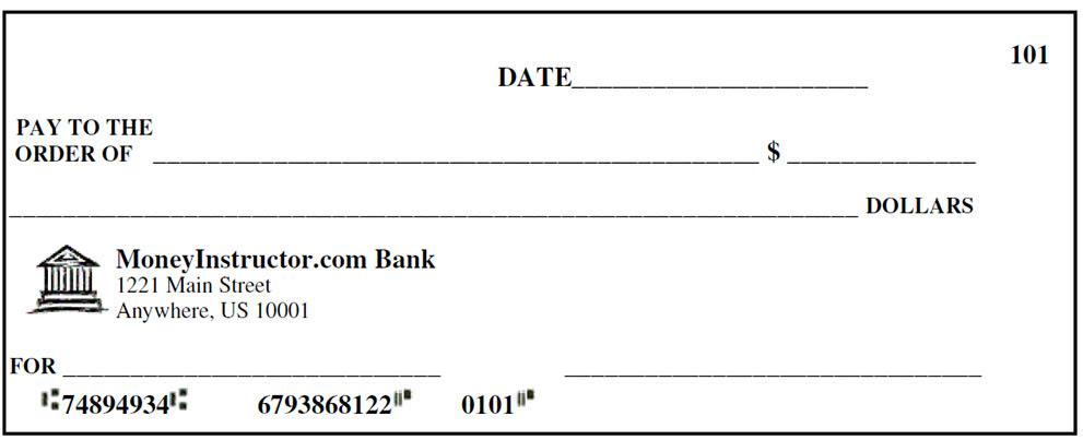 24+ Free Bank Check Templates    Free & Premium Templates  
