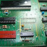 Cambio componentes Commodore Pet CBM 4032 (2)
