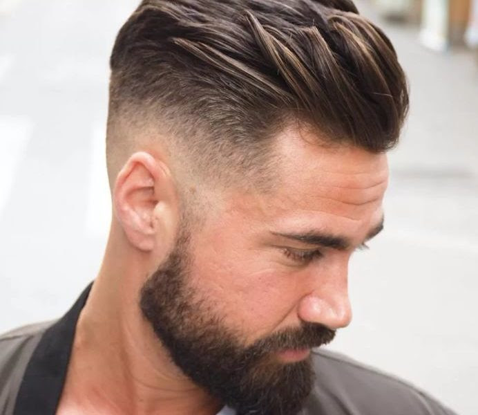 Men's question: the most fashionable men's haircut 2020-2021 | luxhairstyle