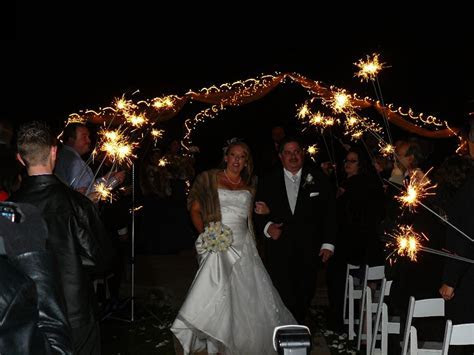Night Time Wedding Ceremony   My Tucson Wedding