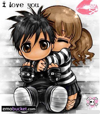 Free Cute Couple Cartoon Hugging Download Free Clip Art Free Clip