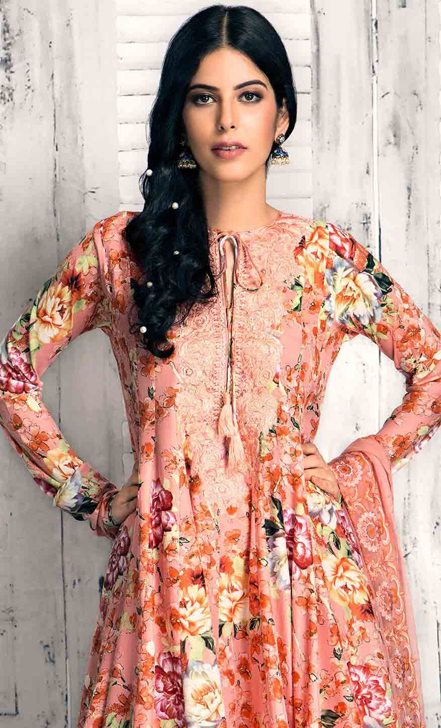 pakistani eid dresses for girls to try in 2019  fashioneven