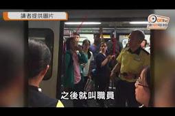 Marah Tersenggol Penumpang Lain, Seorang Pria Tikam Orang yang Menyenggolnya di MTR
