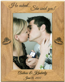 Engagement Romantic Frames