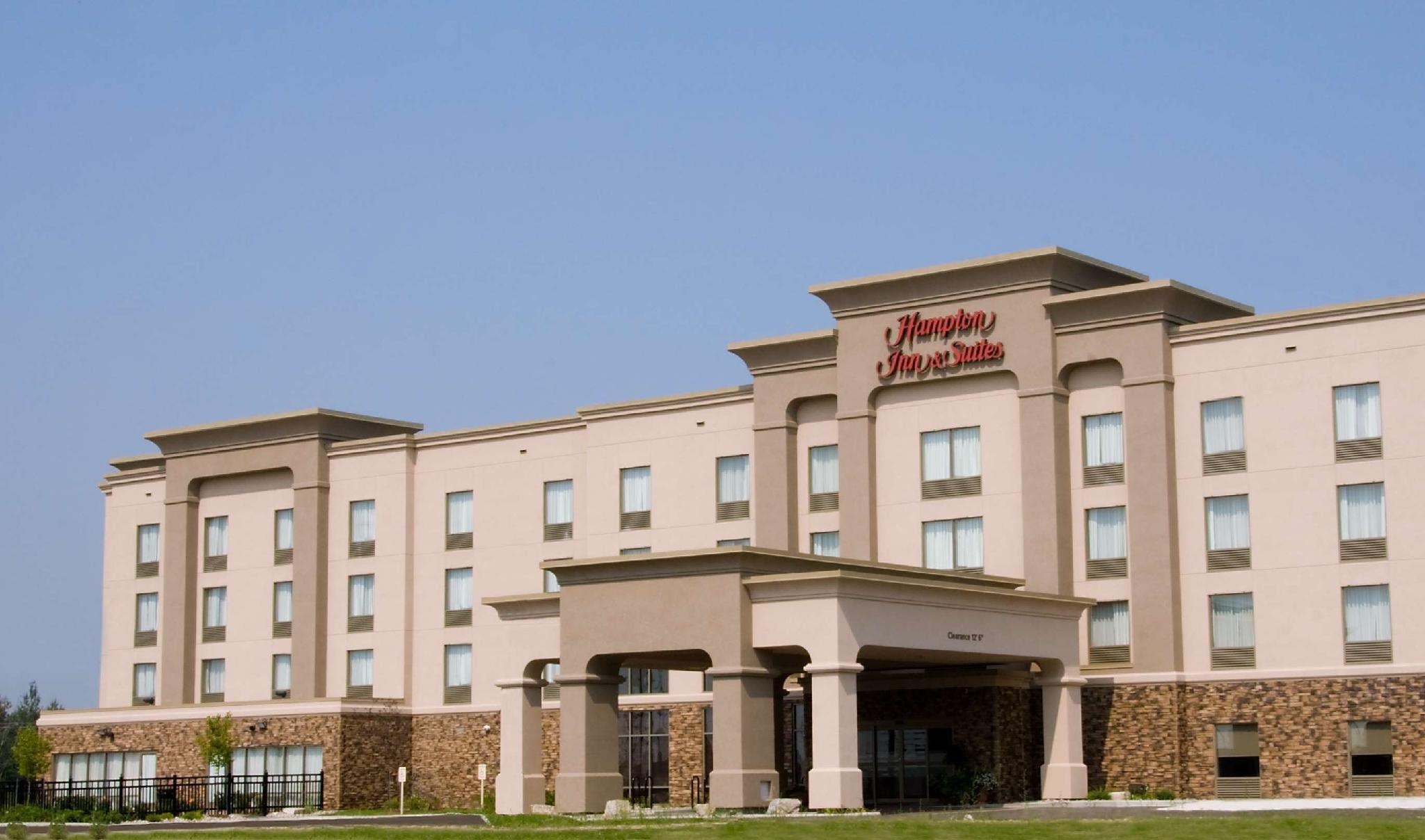 Hampton Inn and Suites Guelph Ontario Reviews