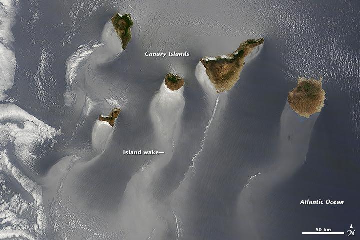 Perdiendo Canarias