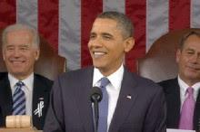 State of the Union: Obama's Salmon Joke
