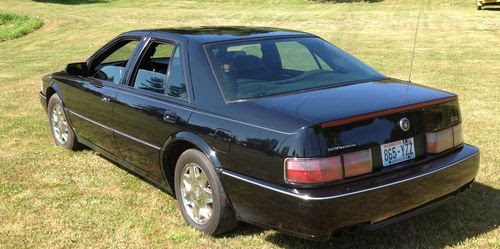 Buy used 1995 Cadillac Seville STS 4-Door Sedan with 4.6L ...