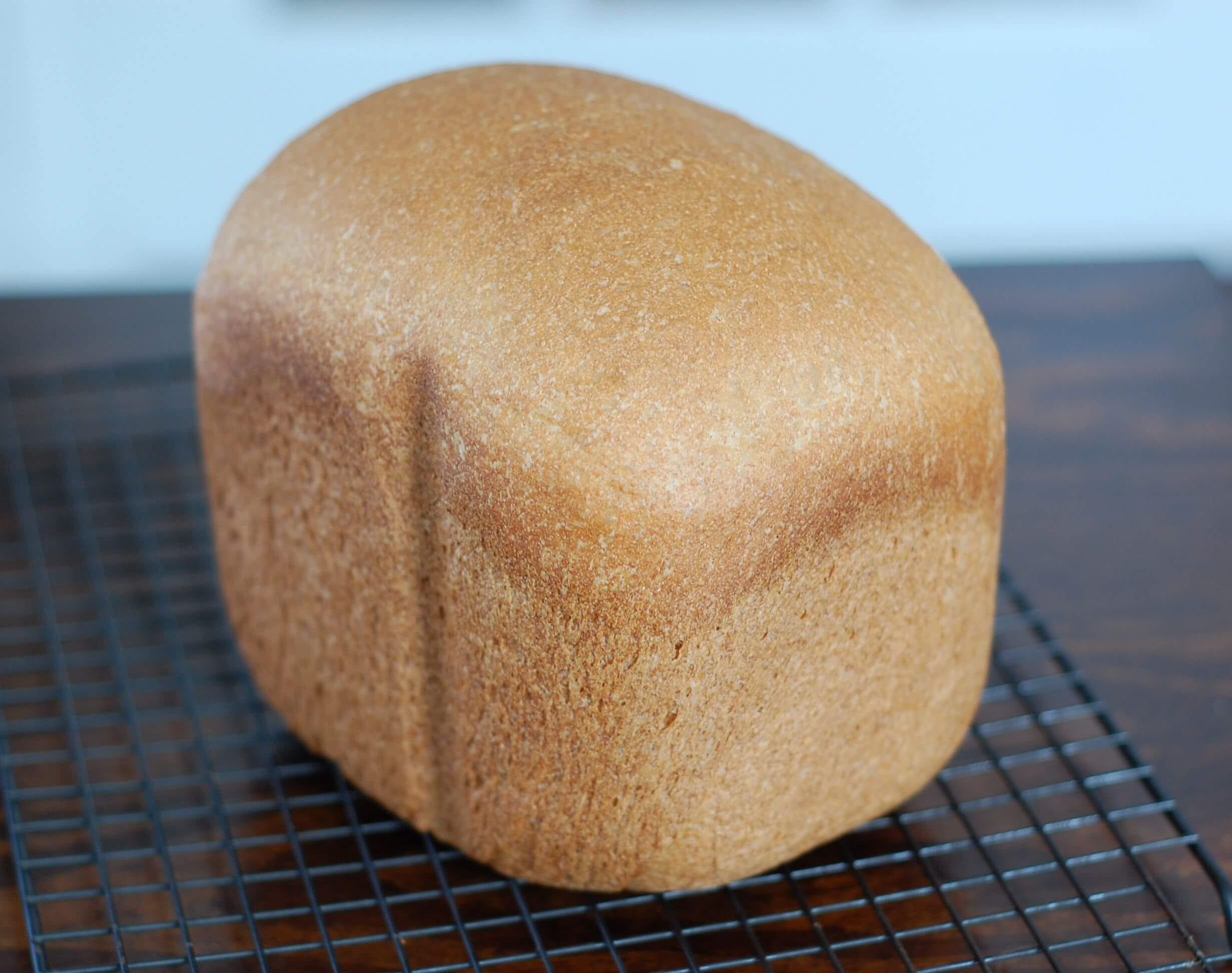 Recipe: Honey Whole-Wheat Sandwich Bread (for bread ...