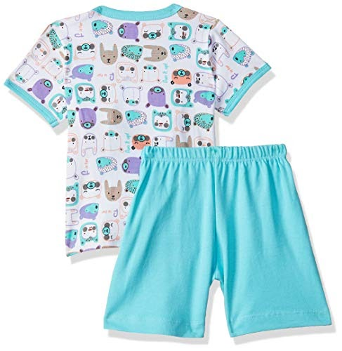Bumchums Baby Boy's Cotton Clothing Set (Assorted) (Color & Print May Vary)