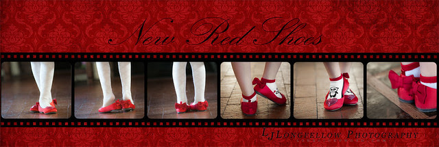 New Red Shoes 12/365 (day late)