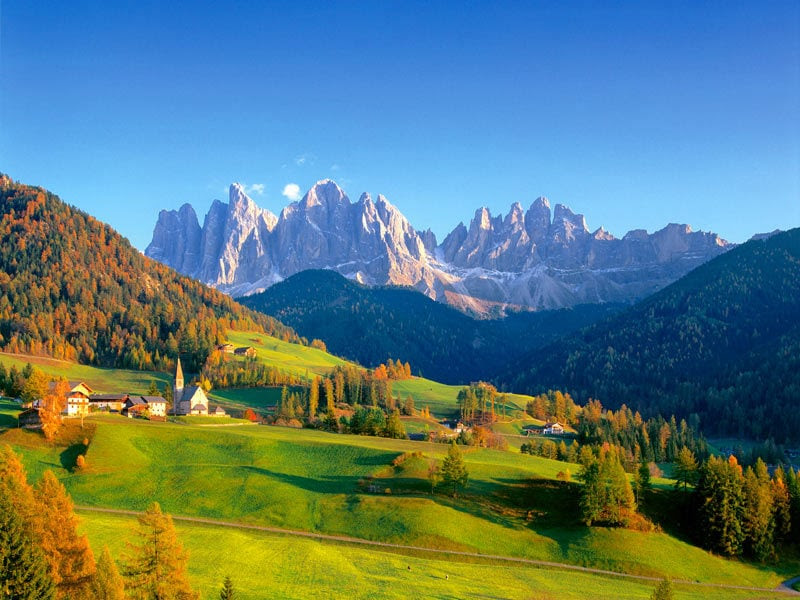 Dolomiti, Alps, mountains