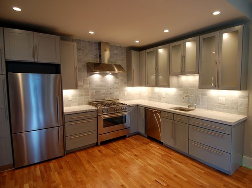 Most Popular Kitchen Cabinet Color   kitchen islands