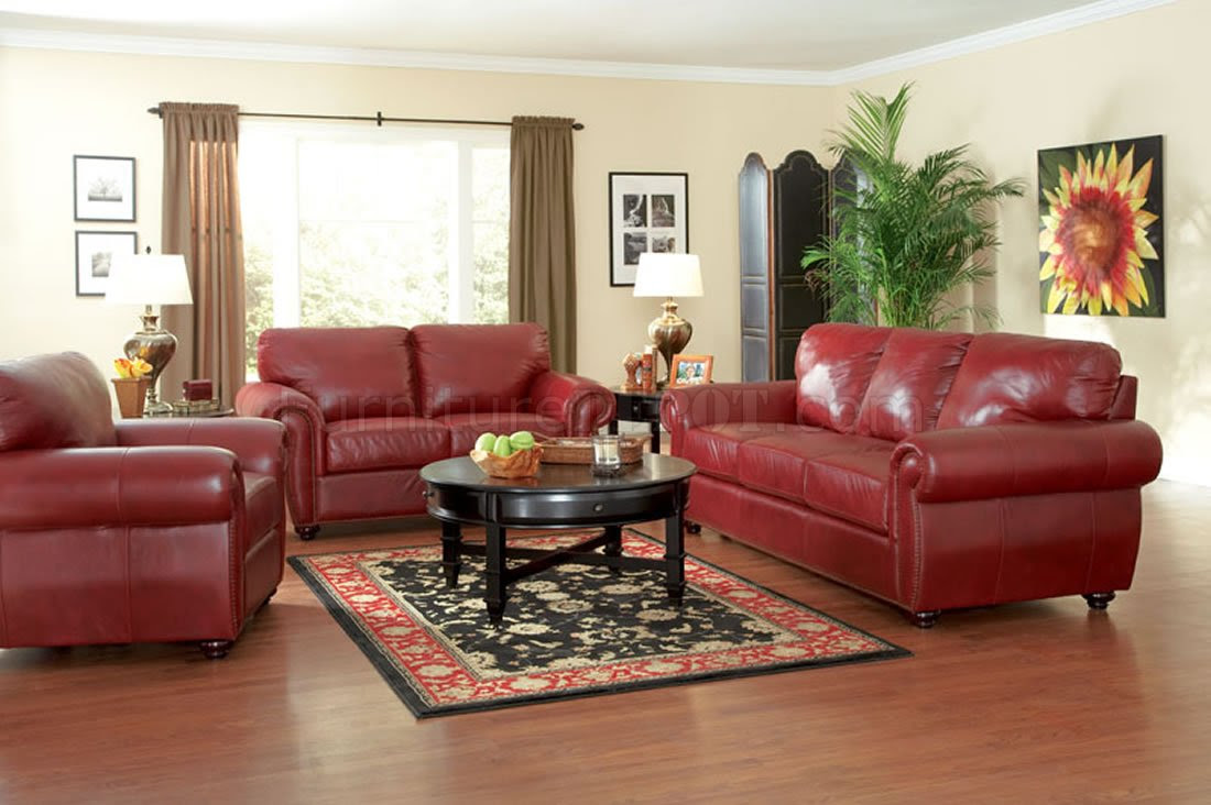 Newest 25 Traditionalliving Room Leather Furniture