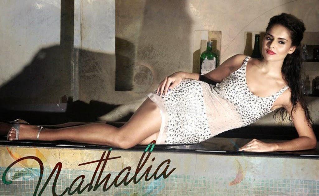 Nathalia Kaur Hot Latest HD Photos - Ciniwood
