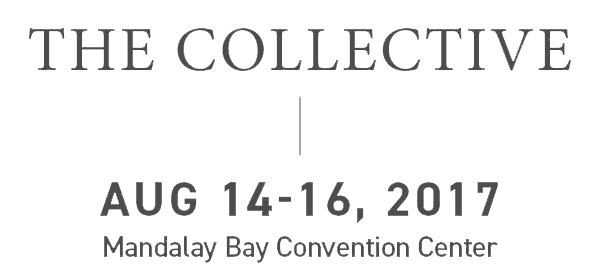 Image result for THE COLLECTIVE 14-16 Aug 2017, Mandalay Bay Convention Center, Las Vegas, USA
