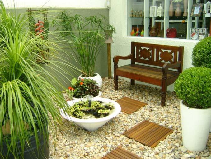 Εντυπωσιακά παραδείγματα μικρών εσωτερικών κήπων (13)