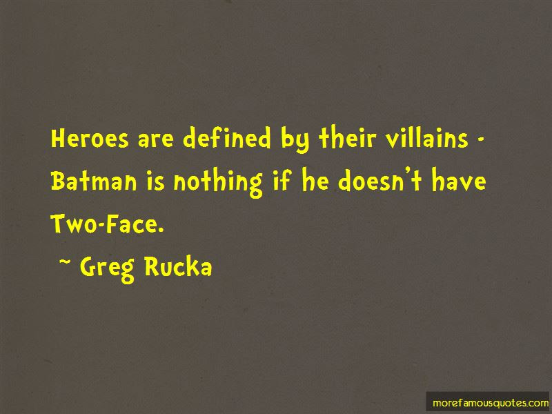 Two Face Batman Quotes Top 2 Quotes About Two Face Batman From