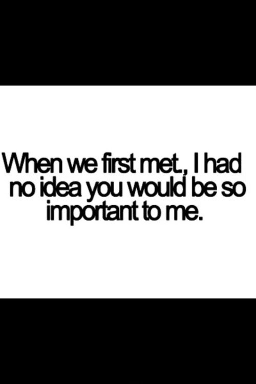 Met Someone Special Quote Quote Number 607267 Picture Quotes