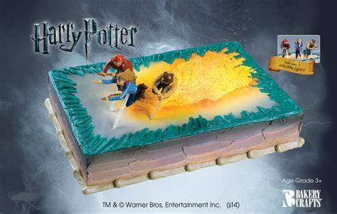 Harry Potter Cake Topper Party Supplies Canada   Open A Party