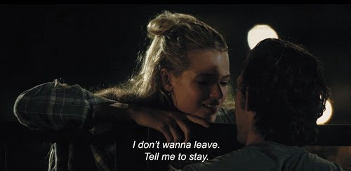 Love Tumblr Quotes Movie Perfect Bw Thoughts R Teenagers Relatable