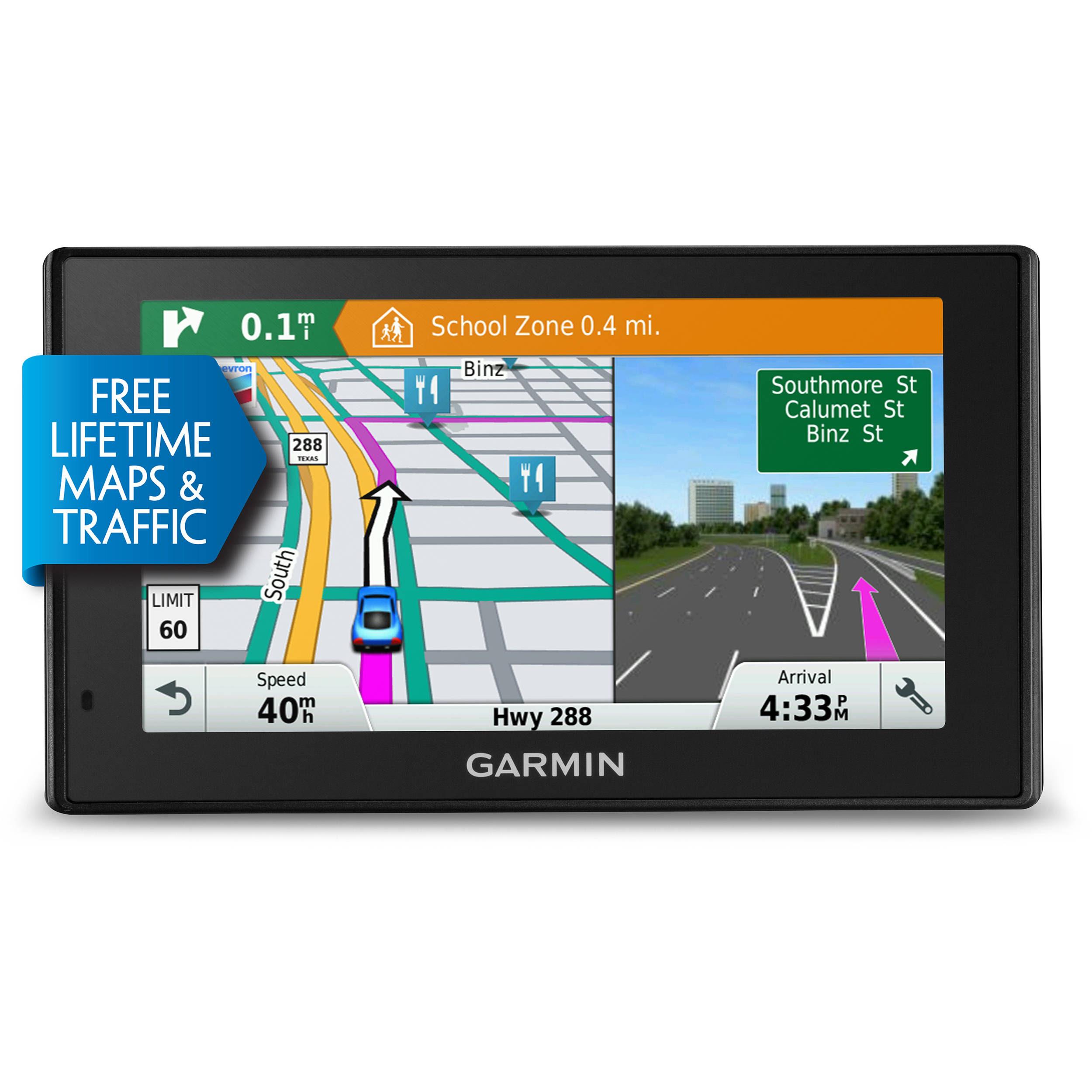 Garmin Drivesmart 60lmt Navigation System  Bh