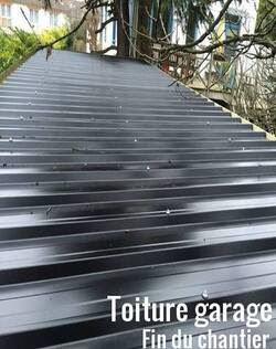 Rénovation garage