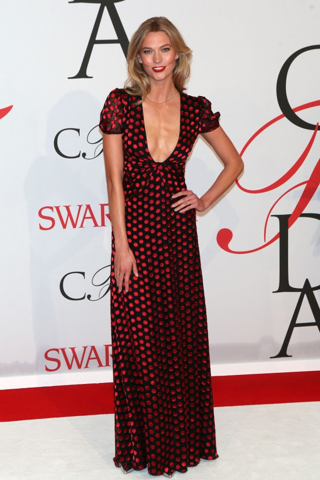 CFDA Awards 2015: Red Carpet Photos