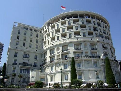 Hotel de Paris, Monte-Carlo