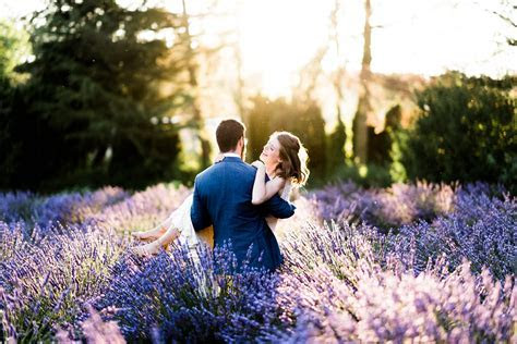 Woodinville Lavender Farm wedding: Zoe and Daniel : Best