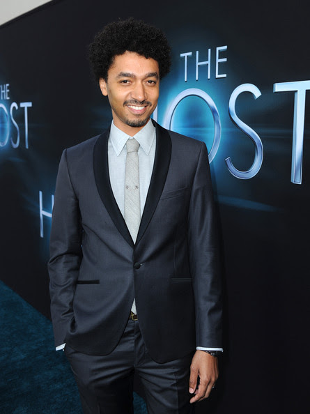 "Actor Shawn Carter Peterson attends the premiere of Open Road Films ""The Host"" at ArcLight Cinemas Cinerama Dome on March 19, 2013 in Hollywood, California."