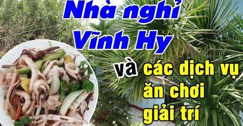 Dịch Vụ Ăn Chơi ở Vĩnh Hy | Đầu bếp trổ tài chiên trứng ! Du Lịch Ăn Uống Cam Ranh - Ninh Thuận #04