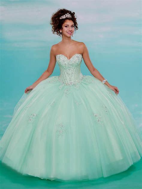 mint green quinceanera dresses Naf Dresses