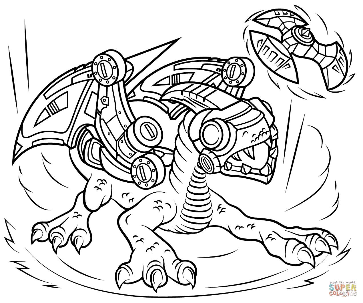 Klick das Bild Skylanders Drobot