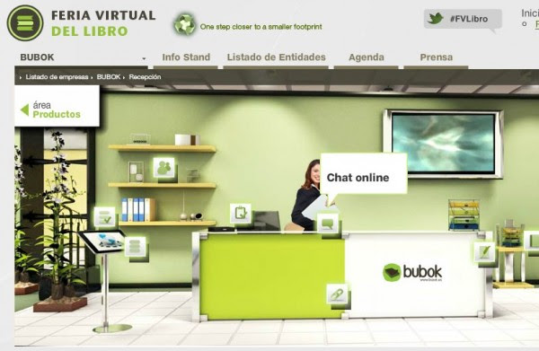 Feria Virtual Del Libro : Conoce El Mundo Literario
