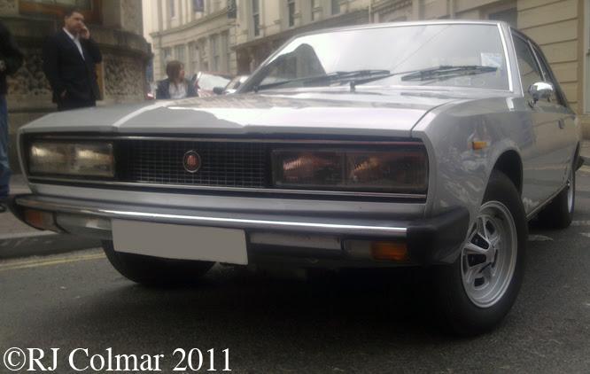 FIAT 130, BIAMF