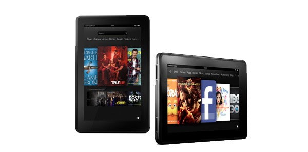 Amazon unveils $159 7inch Kindle Fire 2012 with 1GB RAM and 44 percent better performance