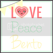 Love Peace Bento
