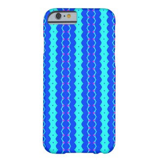 Blue Rivers on iPhone 6 Barely There Case Barely There iPhone 6 Case