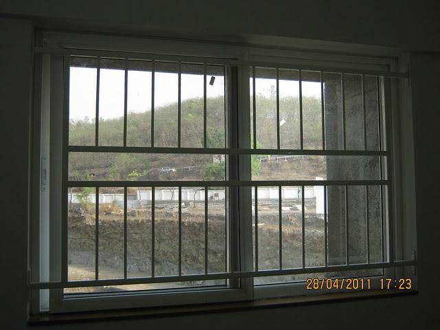 Window in Sangria Towers at Megapolis Hinjewadi Phase 3, Pune