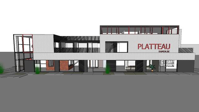 #great2build Nieuw project te Dendermonde