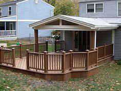 Back Porches on Pinterest