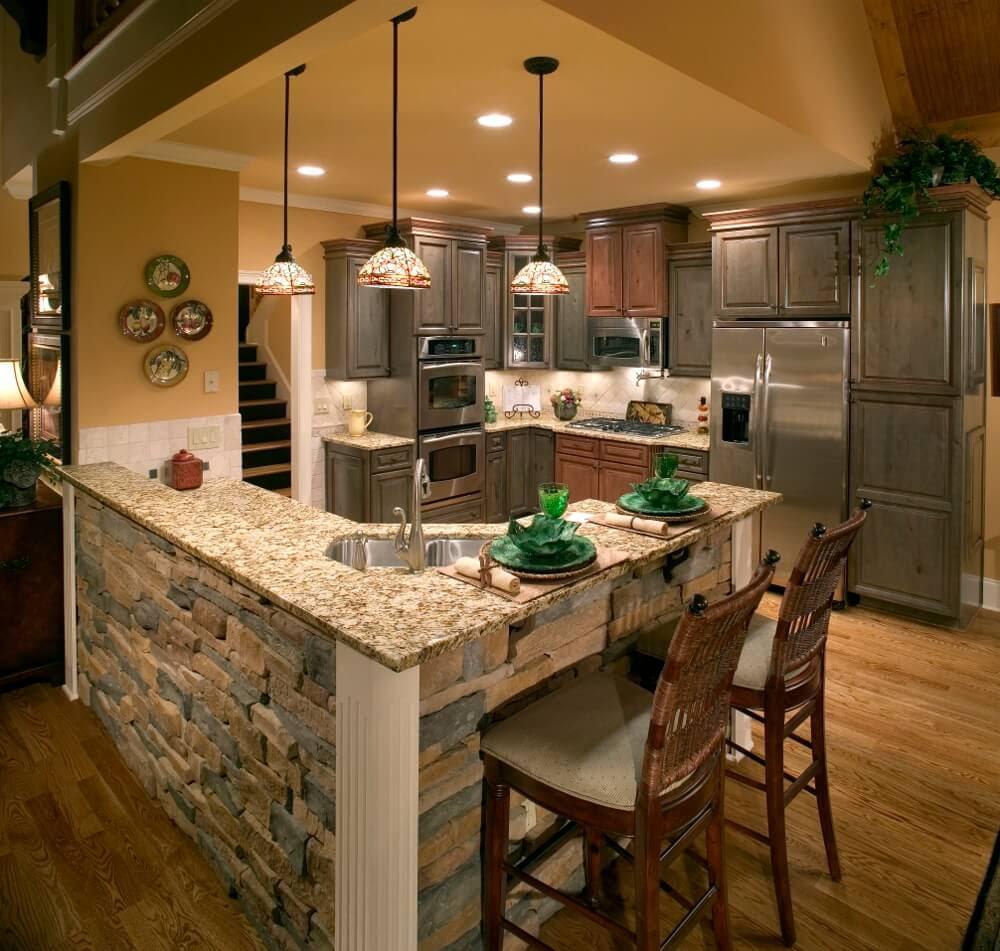 Functional Kitchen Design | 7 Kitchen Design Ideas