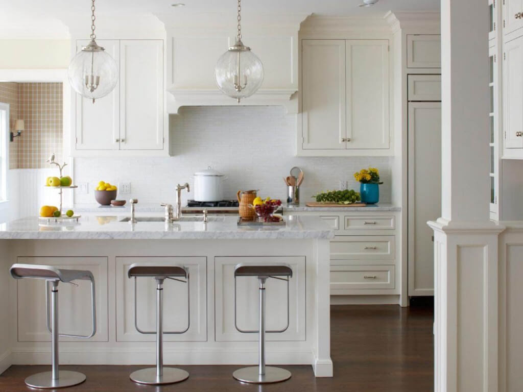 Kitchen Renovation Ideas Photo Gallery : Pioneer Craftsmen