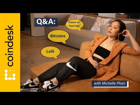 Q&A with Michelle Phan and Lolli CEO: Bitcoins, Lolli, Mass Adoption