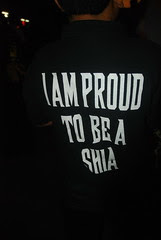 I AM PROUD TO BE A SHIA by firoze shakir photographerno1