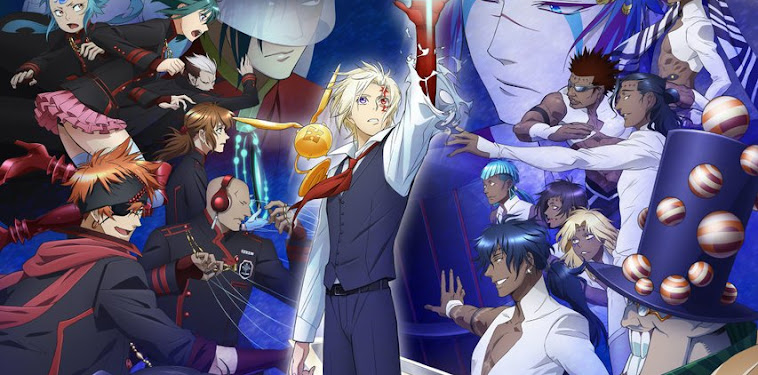Dgray Man Hallow Saison 2